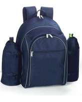 Picnic Plus by Spectrum Stratton 4 Person Picnic Backpack PS4-420 Color: Navy