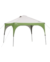 Coleman® 10' x 10' Square Canopy Sun Shelter Tent with Instant Setup, Green