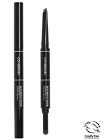 COVERGIRL Easy Breezy Brow Draw and Fill Tool, Honey Brown, 0.02 oz