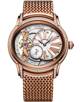Audemars Piguet Millenary Hand Wound Mother of Pearl Dial Ladies Watch 77247OR.ZZ.1272OR.01