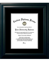 """Campus Images Satin Mats Picture Frame SBB Color: Black/Silver Size: 14"""" x 10"""""""