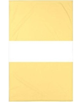 """e by design Narrow the Gap Stripe Print Polyester Fleece Throw Blanket HSN243 Size: 60"""" L x 50"""" W x 0.5"""" D, Color: Seed"""