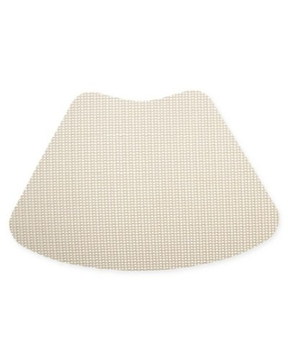 Kraftware™ Fishnet Wedge Placemats in Ivory (Set of 12)