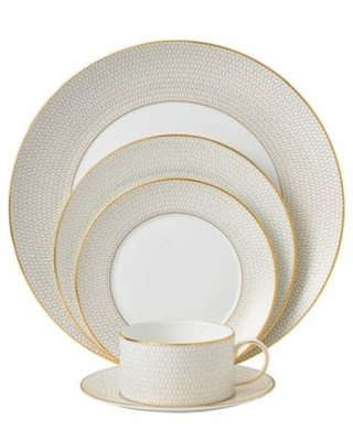 Wedgwood® Arris 5-Piece Place Setting
