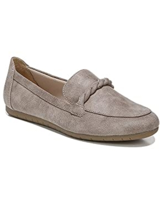 LifeStride Women's Drew Loafer, Taupe, 6.5