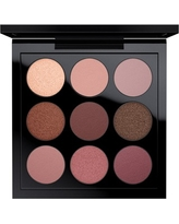 MAC Times Nine Eyeshadow Palette - Burgundy Times Nine