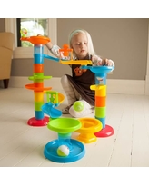 Roll & Bounce Tower - Baby Toys & Gifts for Ages 1 to 3 - Fat Brain Toys