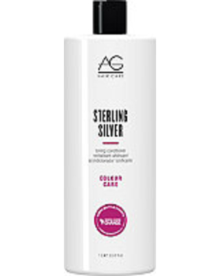 AG Hair Colour Care Sterling Silver Toning Conditioner