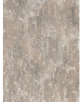 Brewster Bovary Taupe Distressed Texture Wallpaper