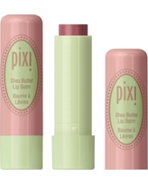Pixi Shea Butter Lip Balm Natural Rose - 0.141oz