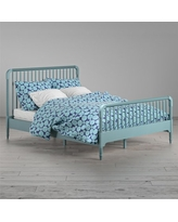 Little Seeds Rowan Valley Linden Kids' Full Size Teal Bedframe