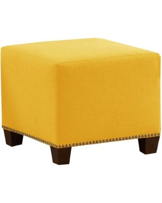 Wondrous Special Prices On Wrought Studio Cliffcrest Cube Ottoman Ibusinesslaw Wood Chair Design Ideas Ibusinesslaworg
