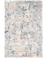 Deals For Williston Forge Anja Abstract Cream Beige Area Rug Polyester In Ivory Cream Size Rectangle 5 3 X 7 6 Wayfair