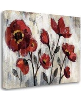 """Tangletown Fine Art 'Floral Simplicity' Painting Print on Canvas WA621908-2416c / 621908 Size: 20"""" H x 29"""" W"""