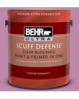 New Deal For Behr Ultra 1 Gal M120 3 Pink Wink Extra Durable Flat Interior Paint Primer