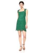 cupcakes and cashmere Women's Mollie lace Dress with Sweetheart Neckline, Verdant Green, 8