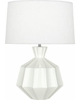 Robert Abbey Orion Lily Ceramic Table Lamp