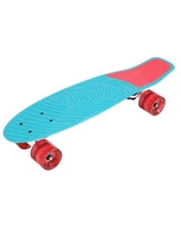 Kryptonics Original Complete Skateboard (22.5'' x 6'') (aqua-blue)