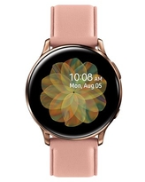 SAMSUNG Galaxy Watch Active 2 SS 40mm Pink Gold LTE - SM-R835USDAXAR