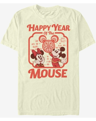Disney Mickey Mouse Happy Mouse Year T-Shirt