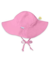 i play.® by green sprouts® Toddler Sun Flap Hat in Light Pink
