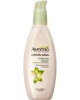 Aveeno Positively Radiant Brightening Cleanser- 6.7 Fl Oz