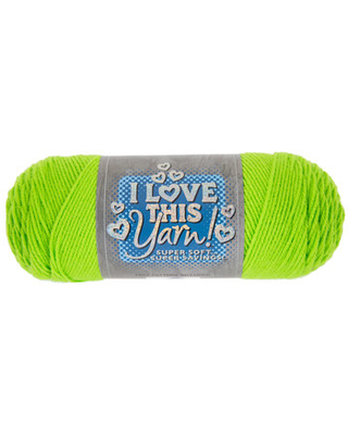 Limelight I Love This Yarn