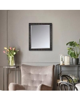 Great Deal On Niall Suede Premier Traditional Beveled Accent Mirror Winston Porter Size 28 X 24