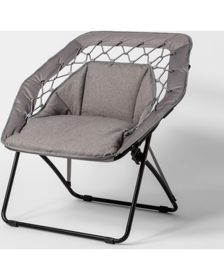 Delicieux Bungee Chair Gray   Room Essentials