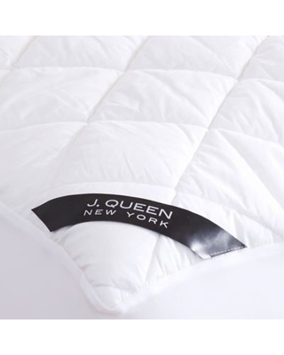 J. Queen New York™ Regal Full Mattress Pad in White