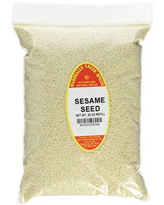 Marshall's Creek Spices Kosher Sesame Seed Refill, 20 Ounce