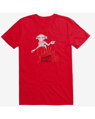 Harry Potter Dobby Is A Free Elf T-Shirt