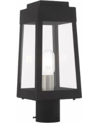 Livex Lighting Oslo 15 Inch Tall 1 Light Outdoor Post Lamp - 20853-04