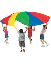 Pacific Play Tents Parachute 85-942 Handles: Yes Size: 12' x 12'