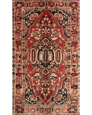 Savings On Coralle Traditional Mehroon Black Blue Area Rug Bloomsbury Market Rug Size Rectangle 2 X 5