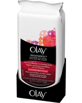 Olay Regenerist Micro-Exfoliating Wet Facial Cleansing Wipes 30 Count