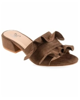 Journee Collection Women's Sabica Mules - Taupe