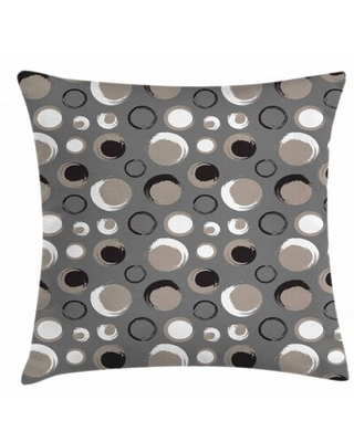 """Indoor / Outdoor 36"""" Throw Pillow Cover East Urban Home"""