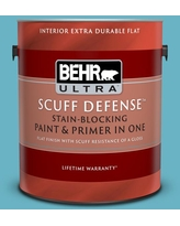 Big Deal On Behr Ultra 5 Gal 530d 7 Grand Rapids Extra Durable Flat Interior Paint And Primer In One
