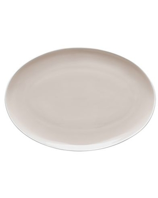 Noritake® ColorTrio Coupe 16-Inch Oval Platter in Clay