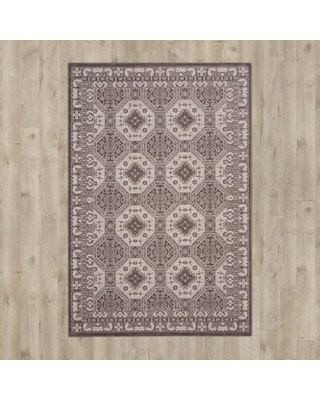 Remarkable Deals On Baggs Oriental Brown Ivory Area Rug Zipcode Design Rug Size Rectangle 10 X 14