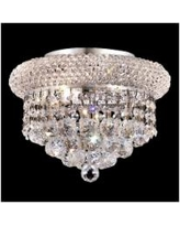 Primo Collection 3 Light Royal Cut Crystal Chandelier