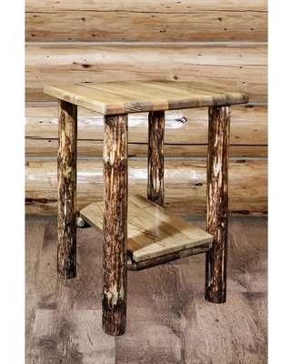 Montana Woodworks Glacier Country Collection Puritan Pine Nightstand
