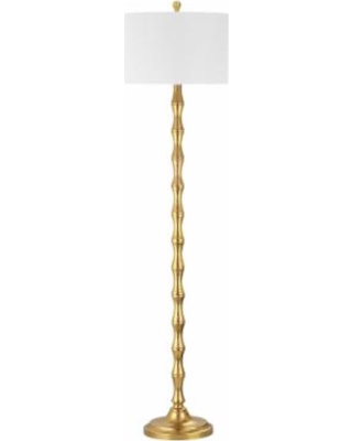 Safavieh Aurelia Floor Lamp, Gold