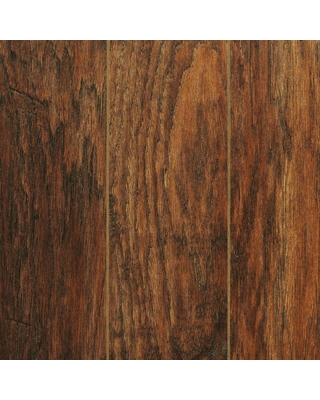 Home Decorators Collection Hand Sed Medium Hickory 12 Mm Thick X 5 9