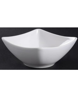 IKEA Myndig Square Soup/Cereal Bowl Fine China Dinnerware - All White Undecorated  sc 1 st  MyWedding & Amazing Deal on IKEA Myndig Square Soup/Cereal Bowl Fine China ...