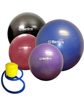 Anti-burst Exercise Ball for Fitness, Yoga, Labor, and Birthing