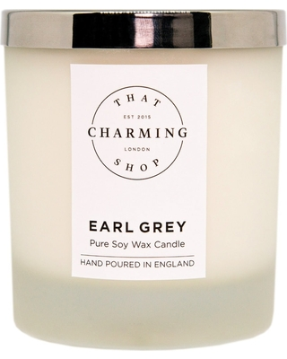 That Charming Shop - Earl Grey Deluxe Candle