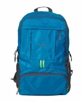 Rockland Packable Stowaway Backpack - Blue