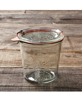 Weck Mold Jars, 19.6oz, Set of 6